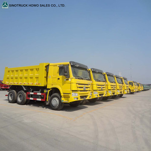 China Sinotruk HOWO 10 Wheeler 380HP Dump Truck Tipper Truck