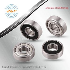 Lubricated Chrome Steel 12x28x8 4 PCS PGN 6001-ZZ Shielded Ball Bearing