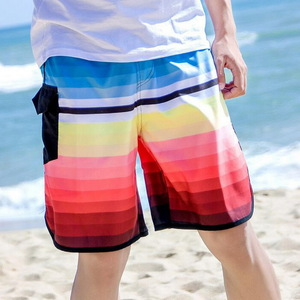 YGE.I.L25 Mens Swim Trunks Beach Volleyball Players Quick Dry Beach Board Short with Pocket