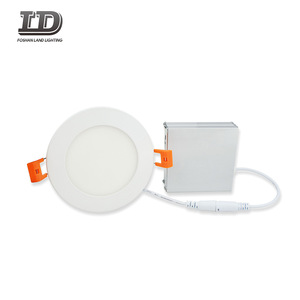 dimmable color temperature led panel light, dimmable color