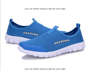 80c95a8927b Walking Sneaker Free Shipping New Arrival Female Mesh Breathable Cheap  Walking Women Flats Shoes Girls Zapatillas