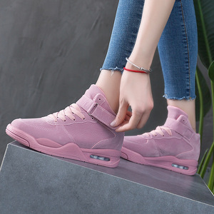 4894ffcf03d Free Shipping Hot Selling 2018 Wholesale High Top Air Fashion New Model  Causal Sneakers Women Skate