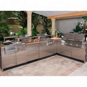 Kitchen Cabinets In Stainless Steel For