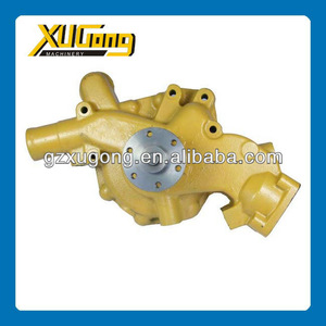 komatsu engine parts water pump, komatsu engine parts water