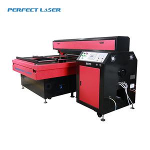 laser cutting machine for corrugated cardboard box, laser