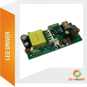 led light power supply circuit, led light power supply