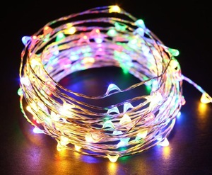 Micro Led Copper Wire String Lights Micro Led Copper Wire