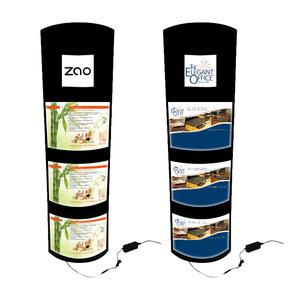 led lighting box advertisement, led lighting box advertisement