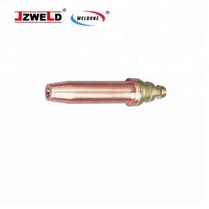 Burning Cutting Nozzle plrc 10-25 mm 5bar Nozzles Cutting Nozzles