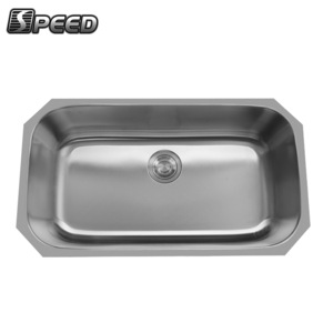 Malaysia Kitchen Double Bowl Stainless Steel Sink