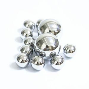 """0.25 in // 6.35 mm 100 Premium 1//4/"""" Solid Steel Ball Bearing Loose G25"""