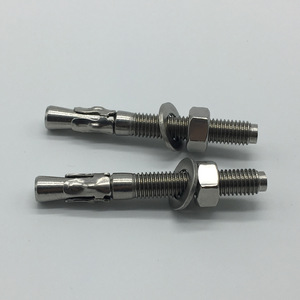 stainless steel foundation anchor bolts, stainless steel