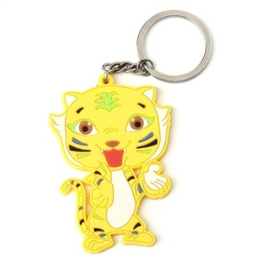 silicone rubber keyrings wholesale, silicone rubber keyrings
