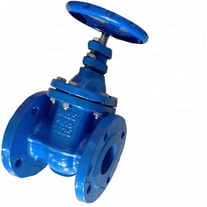 z41h manual flange cast iron gate valve, z41h manual flange