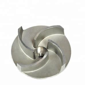 water pump impeller aluminium, water pump impeller aluminium