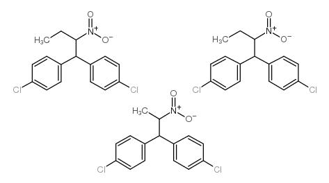 <em>1-chloro-4-</em>[1-(<em>4-chlorophenyl</em>)-2-nitrobutyl]<em>benzene</em>,<em>1-chloro-4-</em>[1-(<em>4-chlorophenyl</em>)-2-nitropropyl]<em>benzene</em>