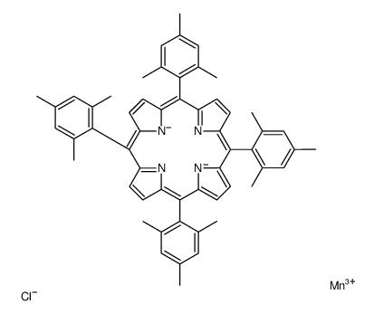 Chloro[5,10,15,20-tetramesitylporphyrinato(2-)-κ