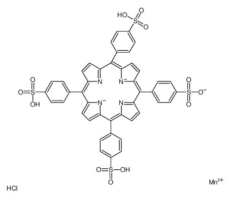 Chloro[4,4',4'',4'''-(5,10,15,20-porphyrintetrayl-κ