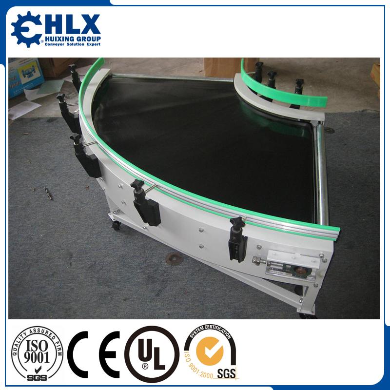 mobile curve belt conveyor, mobile curve belt conveyor Suppliers and