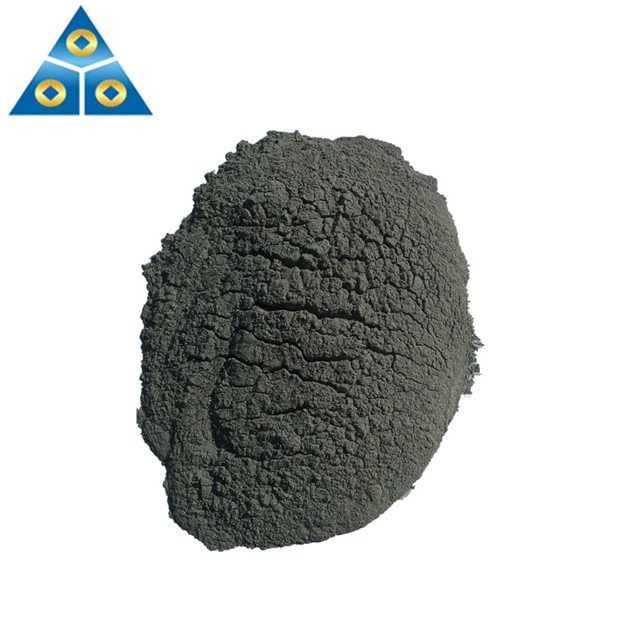 Manufacturer direct sell 95% 98% steel iron refractory raw materials green SIC silicon carbide powder price