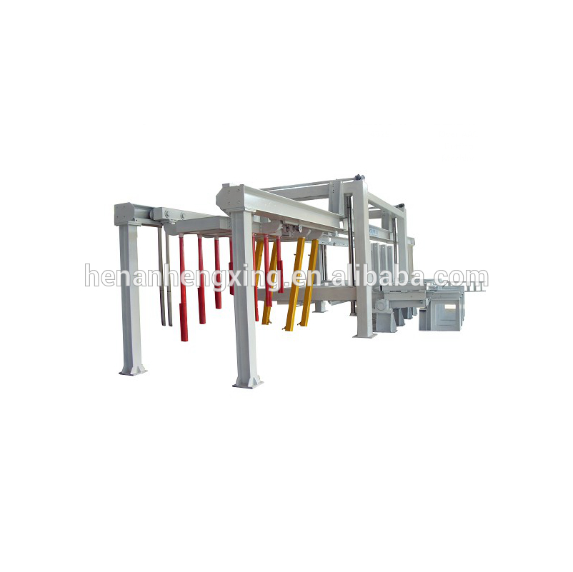 aerated concrete block production line, aerated concrete