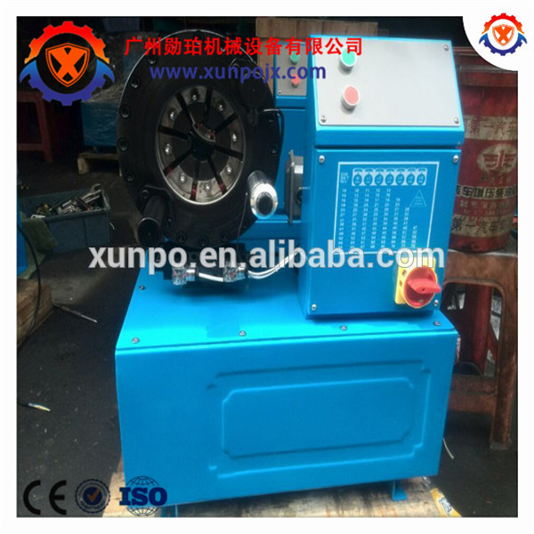 crimping machine for hydraulic hose, crimping machine for