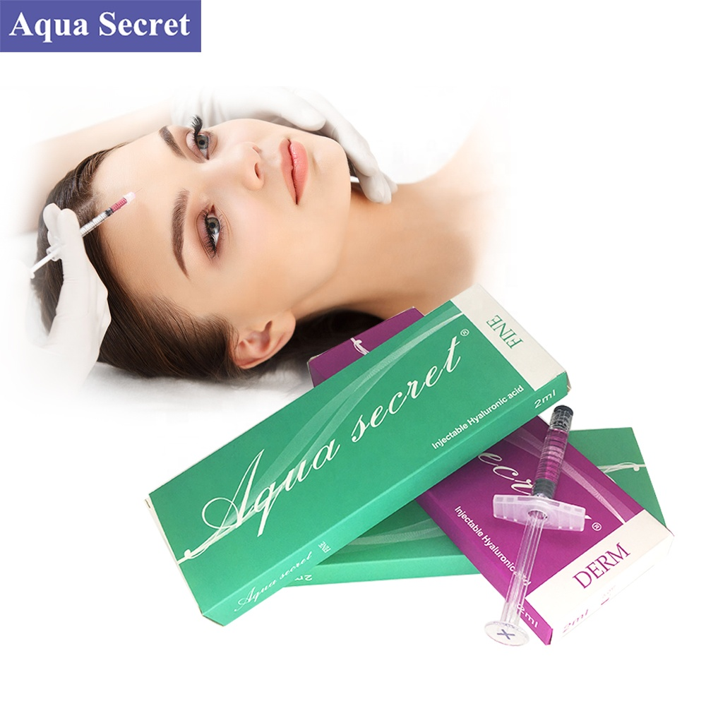 dermal filler hyaluronic acid gel injection, dermal filler