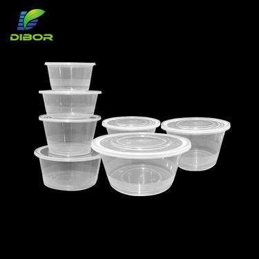 disposable microwave plastic food container, disposable