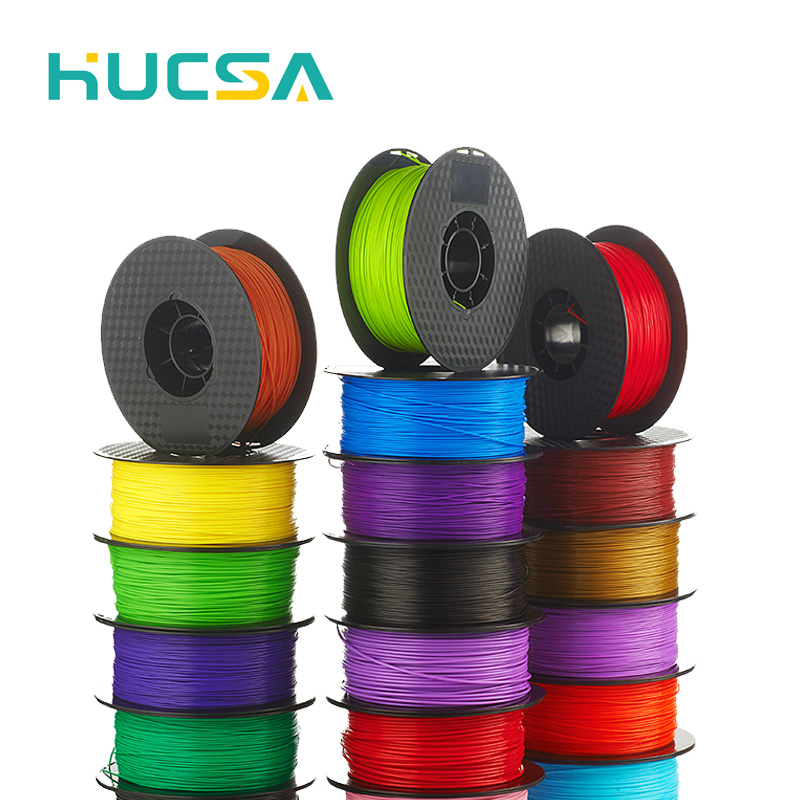 Guangzhou Factory 1kg/5kg pla printing filament 3d materials