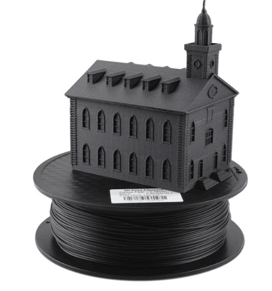 3d printer filament plastic material Wood Hips Nylon Abs Pla Carbon Fiber 3d printing filament flexible material for 3d printer