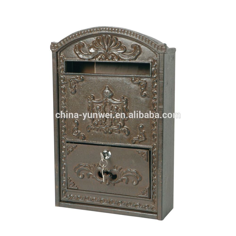 mailbox cast iron, mailbox cast iron Suppliers and