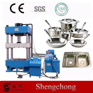 y32 1000t hydraulic press machine, y32 1000t hydraulic press