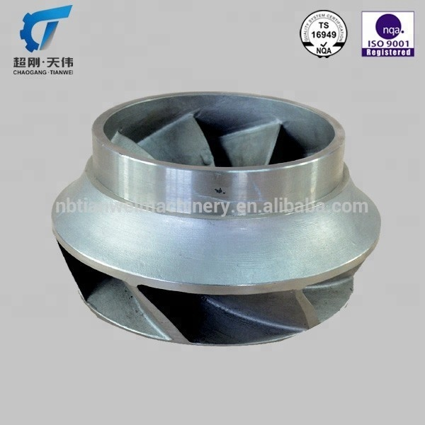 cast iron impeller manufacturers, cast iron impeller