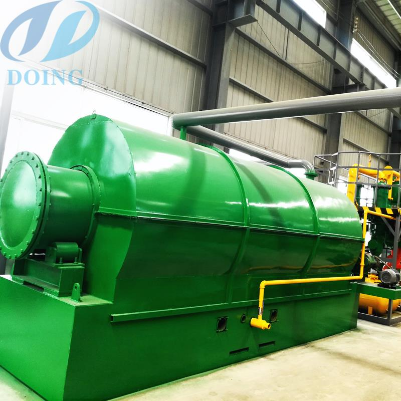waste plastic refinery to fuel oil, waste plastic refinery