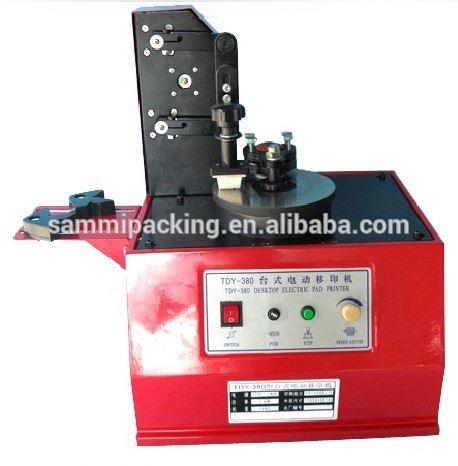 1 color portable pad printing machine, 1 color portable pad printing