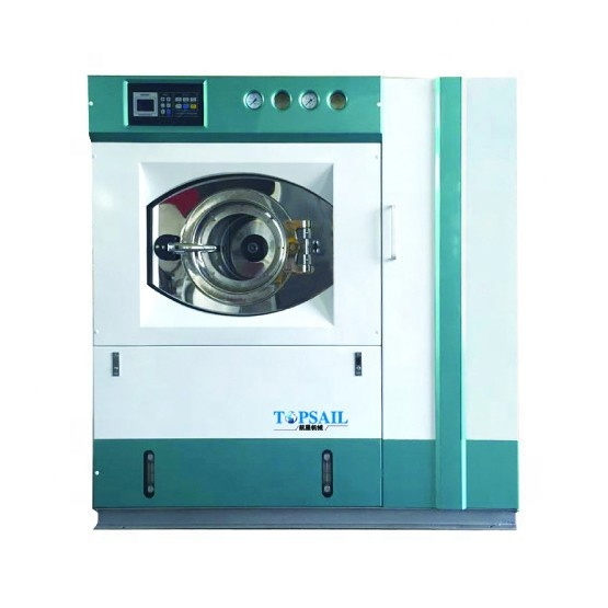 oil solvent dry cleaning machine, oil solvent dry cleaning