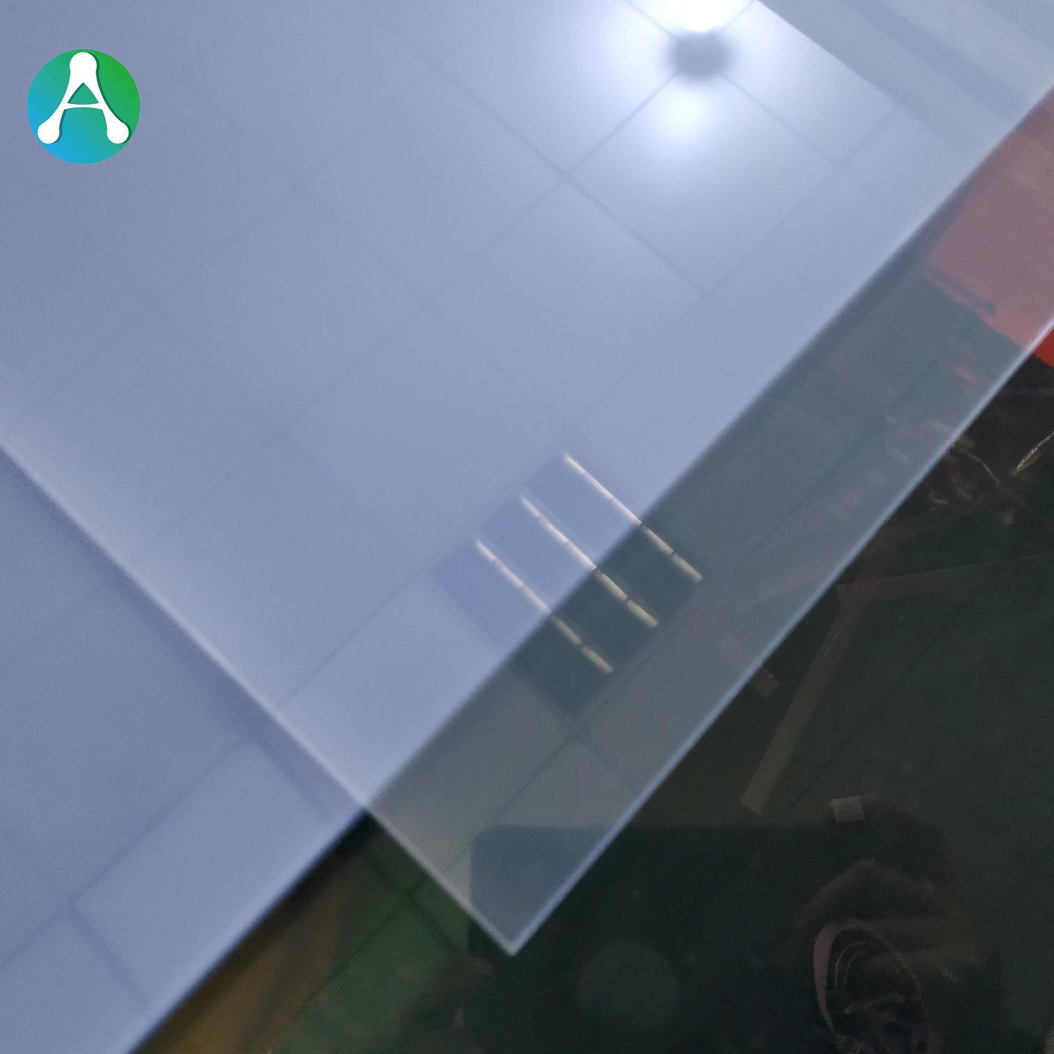 2mm thick 4x8 clear hard pvc plastic sheet_OKCHEM