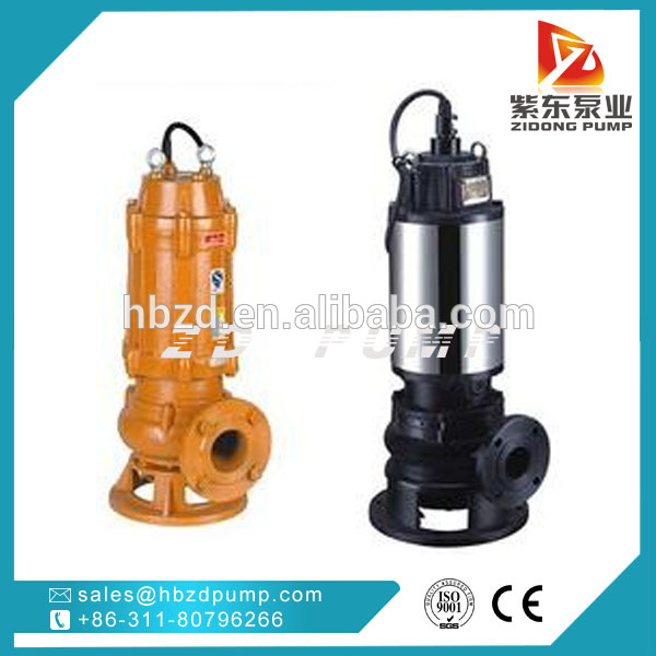 river sewage submersible pump, river sewage submersible pump