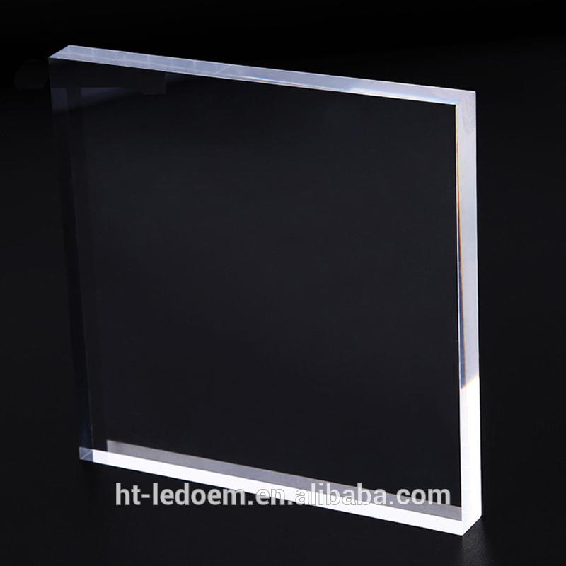 transparent acrylic glass sheet 3mm plexiglass price
