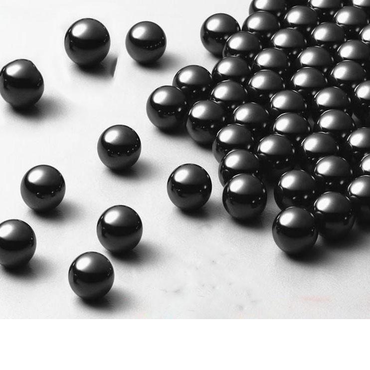"100 7//32/"" Inch G5 Precision Si3N4 Silicon Nitride Ceramic Bearing Balls"
