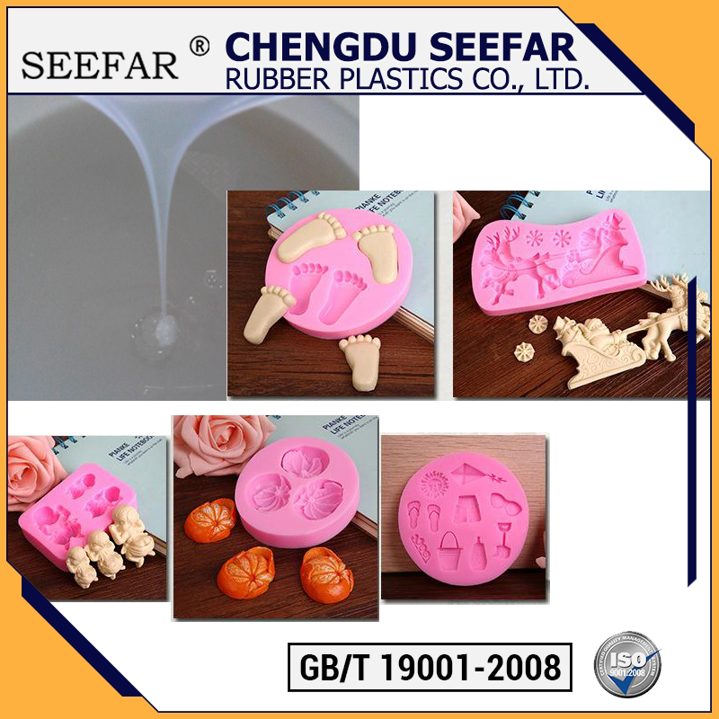 silicone rubber for molds making, silicone rubber for molds making