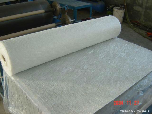 225g glass fiber emulsion chopped strand mat, 225g glass fiber