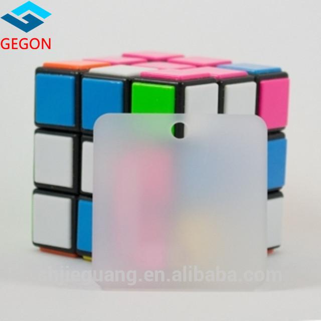 white acrylic sheet/frosted plexiglass