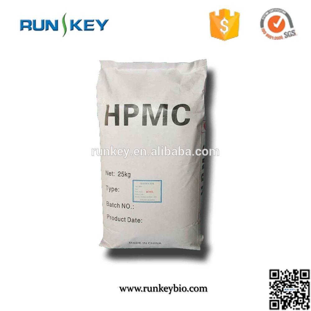 Tile adhesive HPMC construction Grade 9004-65-3 Plant