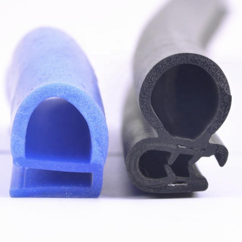 E Shape Silicone Rubber Seal Strip E Shape Silicone