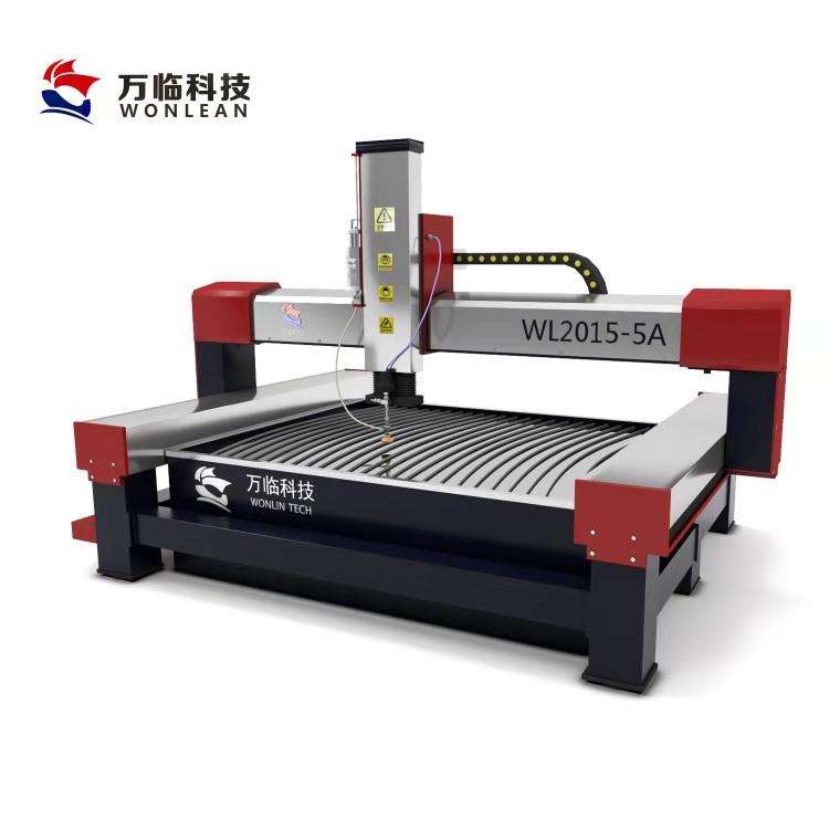 abrasive cnc waterjet cutting machine, abrasive cnc waterjet