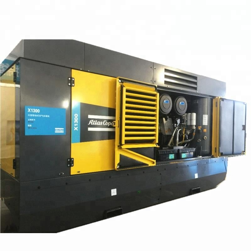 atlas copco air compressor for drilling rig, atlas copco air