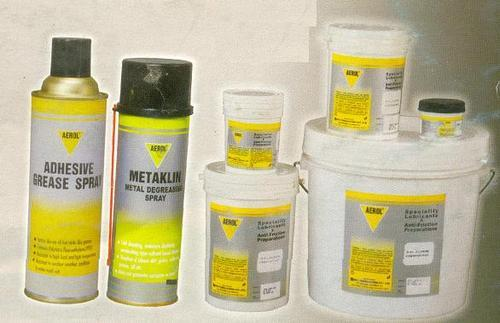 Mould & Machine Maintenance Products