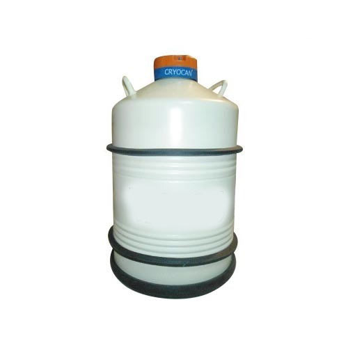 Mild Steel Liquid Nitrogen Container, Capacity: 1 to 50 L