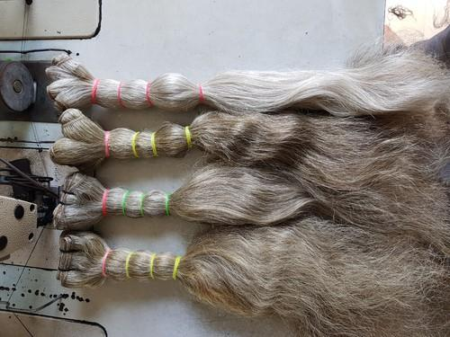 Raw hair Women Indian Grey Hair, for Personal